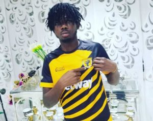 CAF Confed Cup: My target is to help AshGold get to the money zone – Empem Dacosta
