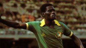 Former Cameroon defender M'Bom dies aged 66
