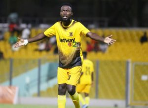 Eric Donkor remains tight lipped on next destination after partying ways with Ashgold