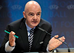 FIFA boss Gianni Infantino express condolences and support to accident victims