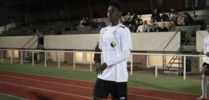Ghanaian youngster Frank Assinki makes HB Koge debut against FA 2000