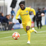 Lamptey's Chelsea debut filled me with pride- Curnow