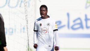 Emmanuel Gyasi: Born in Italy fulfilling his dream of playing for Ghana