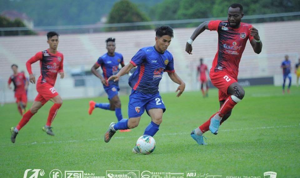 'Our game against Terengganu FC II is a must win' - UKM FC defender Ignatius Adukor