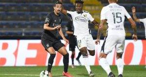 Ghanaian youngster Abdul Ibrahim Wahab marks debut for Famalicão in defeat against Benfica