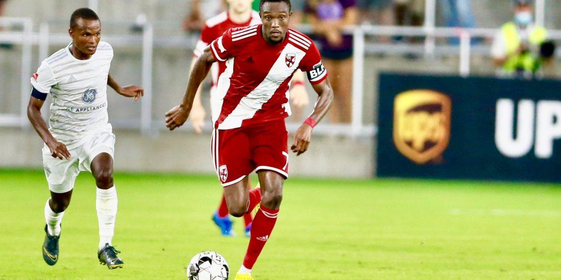 Loudoun United FC attacker Elvis Amoh eye move to MLS