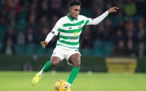 Jeremie Frimpong keen to play in Europa League with Celtic