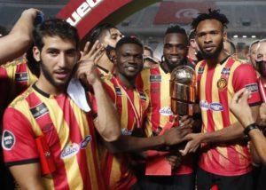 Ghanaian midfielder Kwame Bonsu clinches Tunisian Super Cup with Espérance
