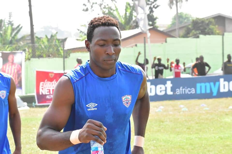 Striker Kofi Kordzi to pocket $500,000 after completing move to Qatari side Muaither SC