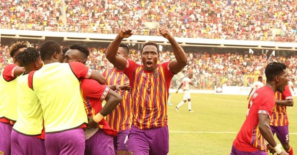 Hearts of Oak striker Kofi Kordzi set to join Qatar club Muaither SC