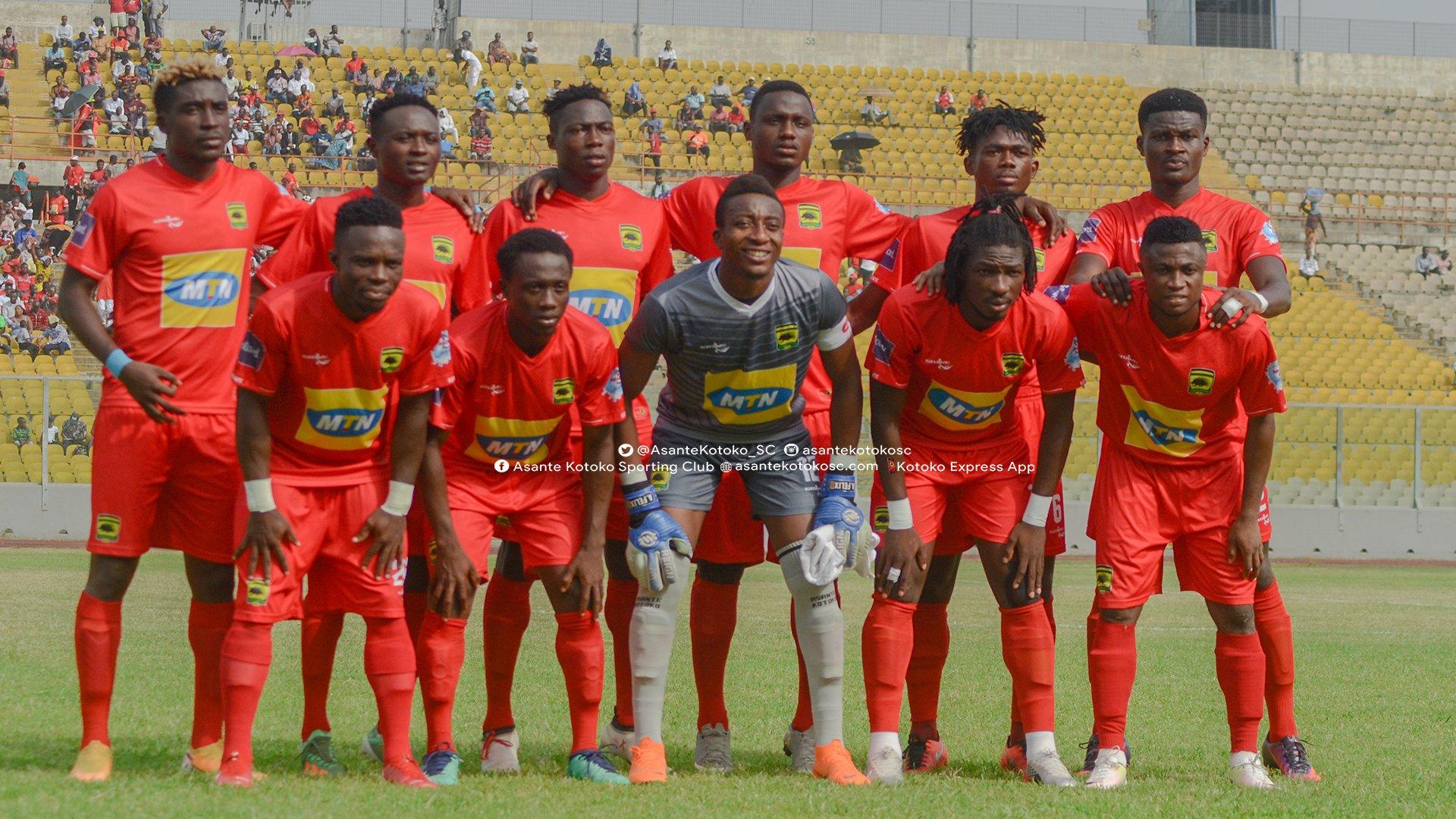 Asante Kotoko set to fly out of Ghana for pre-season