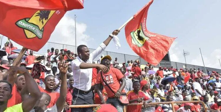Asante Kotoko supporters chairman for Circle 8 suspended