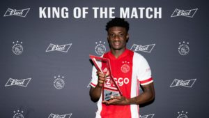 Mohammed Kudus named MoTM in Ajax's 3-0 win against RKC Waalwijk