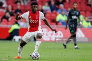 Feyenoord wanted Kudus, but ended up with Diemers