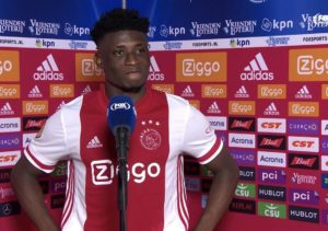 I want to be creative and make sure you enjoy the game – Mohammed Kudus to Ajax fans