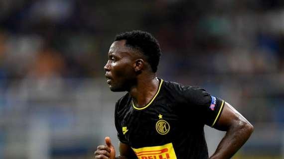 Kwadwo Asamoah's Inter Milan contract set to be terminated