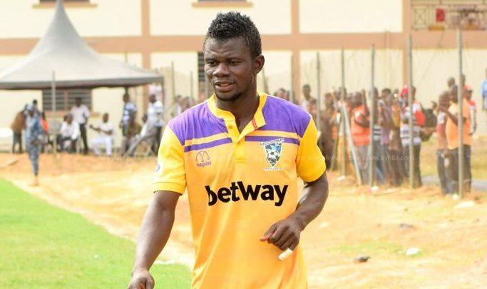 Midfield maestro Kwasi Donsu set sights on Black Stars call-up