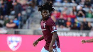 Lalas Abubakar features for Colorado Rapids in 2-0 away win at LA Galaxy