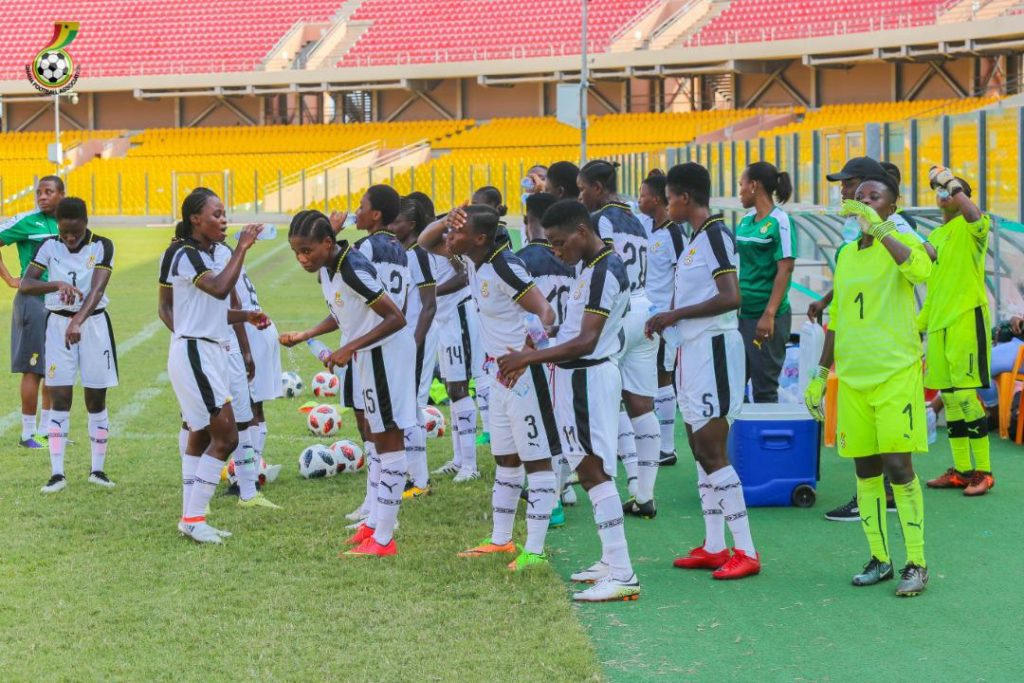 Seven Black Maidens and Black Princesses players who tested positive for Covid-19 have re-joined squad