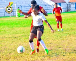 Black Princesses beat Maidens 4-3 in friendly encounter