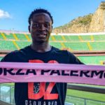 Moses Odjer becomes new member of Serie C side Palermo