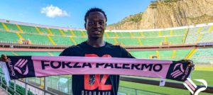 OFFICIAL: Midfielder Moses Odjer joins Palermo FC