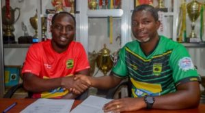 Kotoko offer contract extension deal to striker William Opoku Mensah