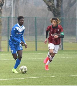 Talent Tavern: Meet Brescia's 14 year old hotshot Patrick Nuamah, who has been captured by Italy