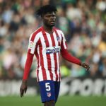 Atletico Madrid firm on Partey, Arsenal frustrated