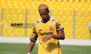 We have good players to fill the gap of players that have left Ashgold - Richard Osei Agyemang