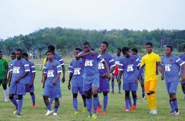 Winning streak for Ghanaian football academy