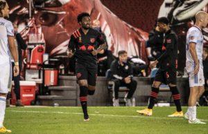 Samuel Tetteh delighted to make New York Red Bulls debut against FC Cincinnati