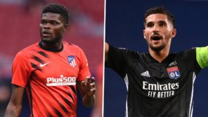 Partey or Aouar: Who do Arsenal need more?