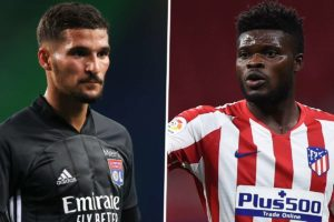 Nigel Winterburn urges Arsenal to prioritise Partey over Aouar this summer