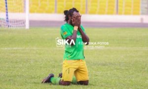 Yahaya Mohammed's move to AshantiGold SC in doubt