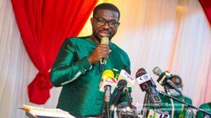 Nana Yaw Amponsah to meet Kotoko accident victims