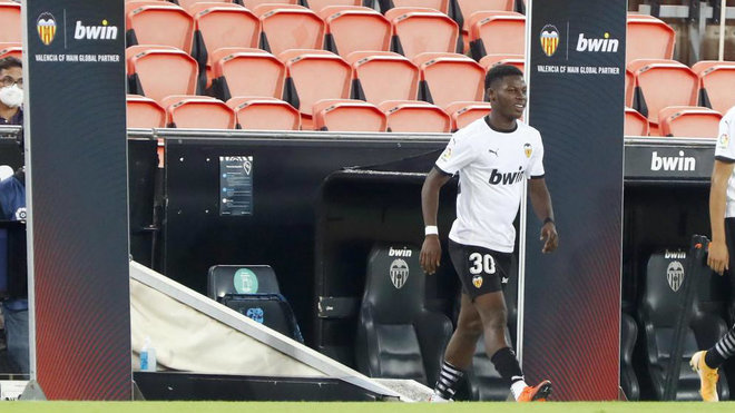 Yunus Musah: The Valencia prodigy whose debut came a year late