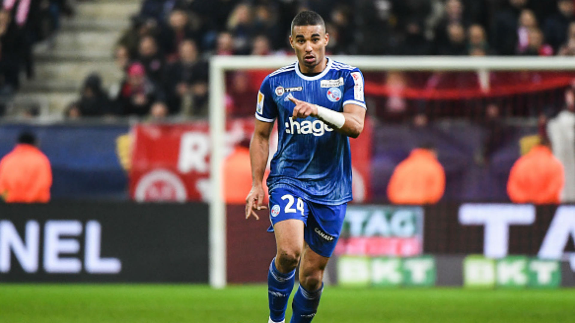 Alexander Djiku reveals his teammate who collapsed against Lyon is fine