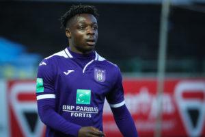 Jeremy Doku was never interested in playing for Ghana - Odartey Lamptey reveals