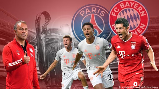 Bayern defeated PSG in the final