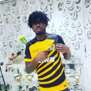 Empem Dacosta delighted to join Ashanti Gold SC