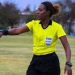 Tafesse - From basketball to top level refereeing
