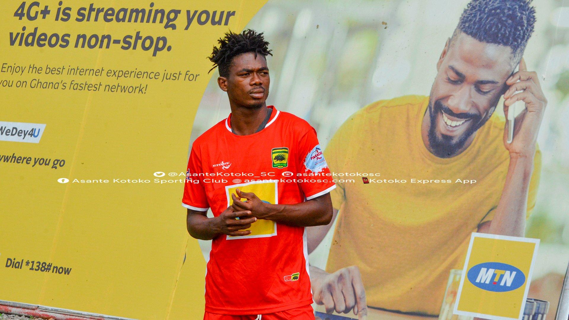 Ex-Kotoko defender Empem Dacosta joins Ashanti Gold SC