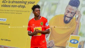 Kotoko CEO unwilling to allow Empem Dacosta leave club for free