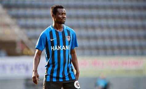 Former FC Schalke 04 midfielder Anthony Annan played in Inter Turku's 3-1 loss