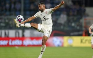 Daniel Kofi Kyere's scores twice for St. Pauli against VFL Bochum