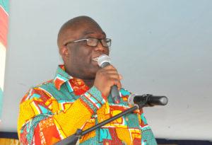 Hon. Joe Ghartey urges new Eleven Wise management to secure top flight ticket