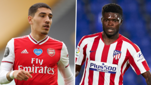 FEATURE: Bellerin out, Partey in? Arsenal facing £35m transfer conundrum