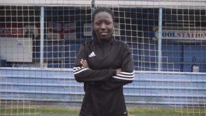 Falone Sumaili hopes to positively influence Burundi women's football