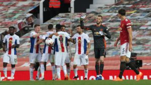 Crystal Palace forward Wilfried Zaha opens up on Jordan Ayew penalty swap against Manchester United